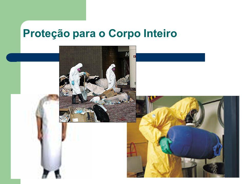 Proteção para o Corpo Inteiro