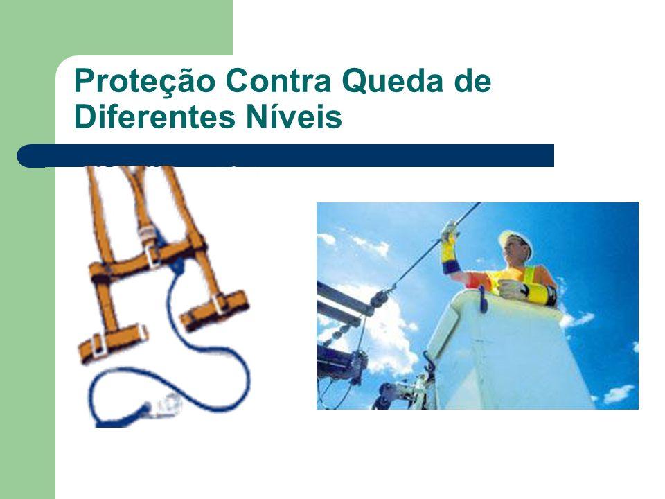 Proteção Contra Queda de Diferentes Níveis