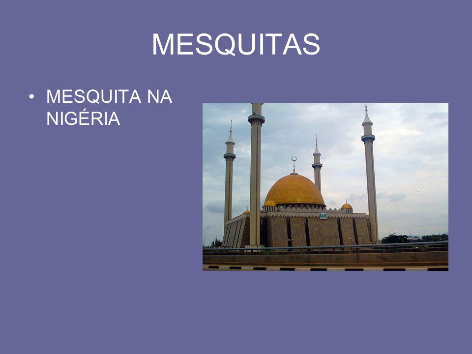 MESQUITAS MESQUITA NA NIGÉRIA