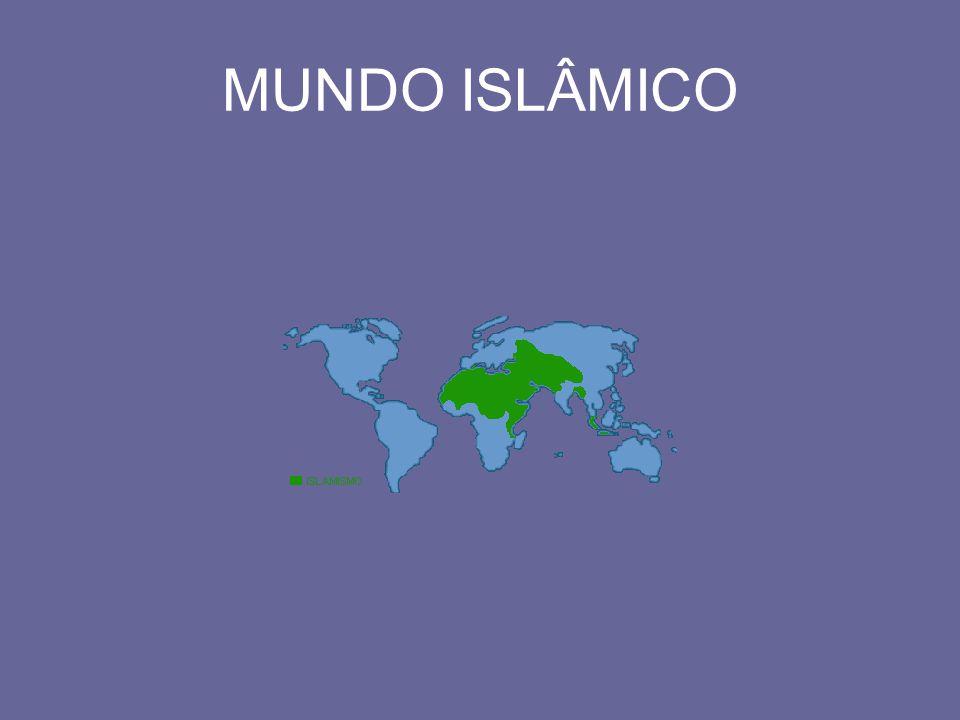 MUNDO ISLÂMICO