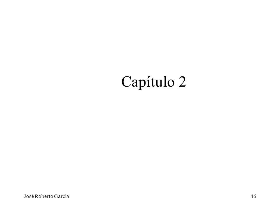 Capítulo 2 José Roberto Garcia