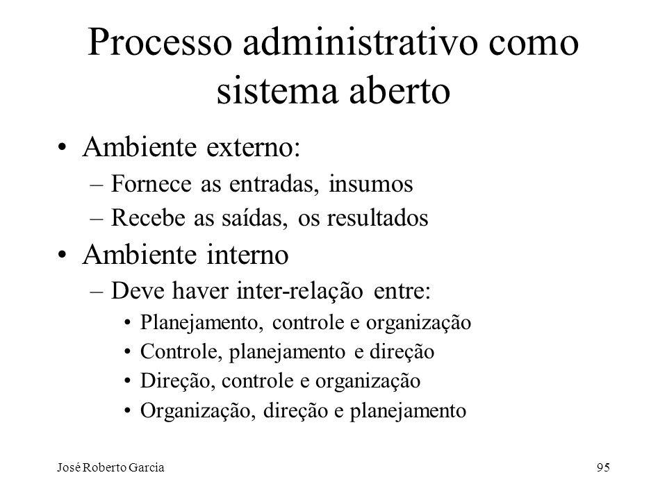 Processo administrativo como sistema aberto