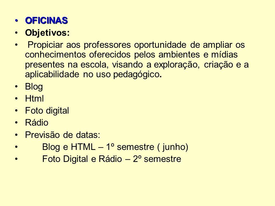 OFICINAS Objetivos: