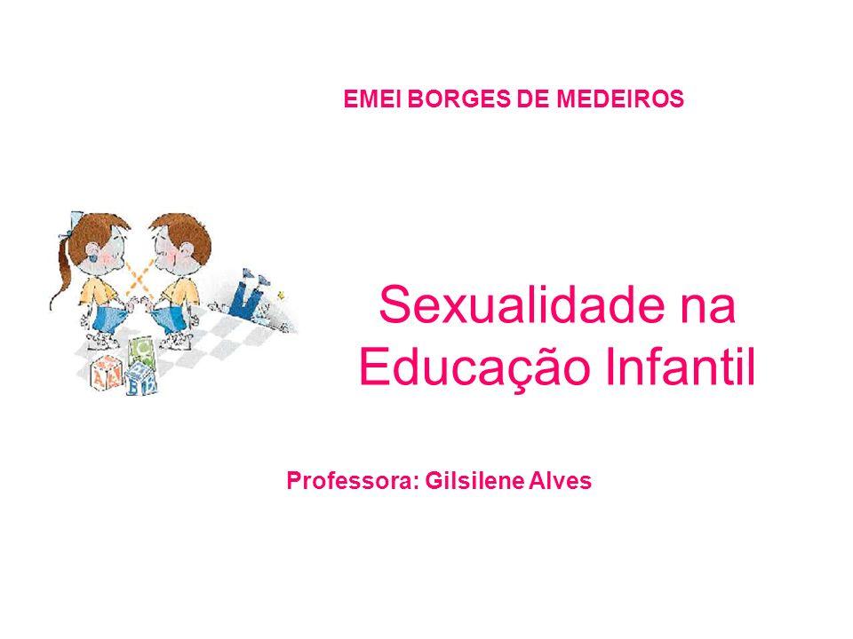 Sexualidade na Educação Infantil