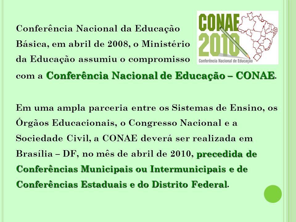 Conferência Nacional da Educação