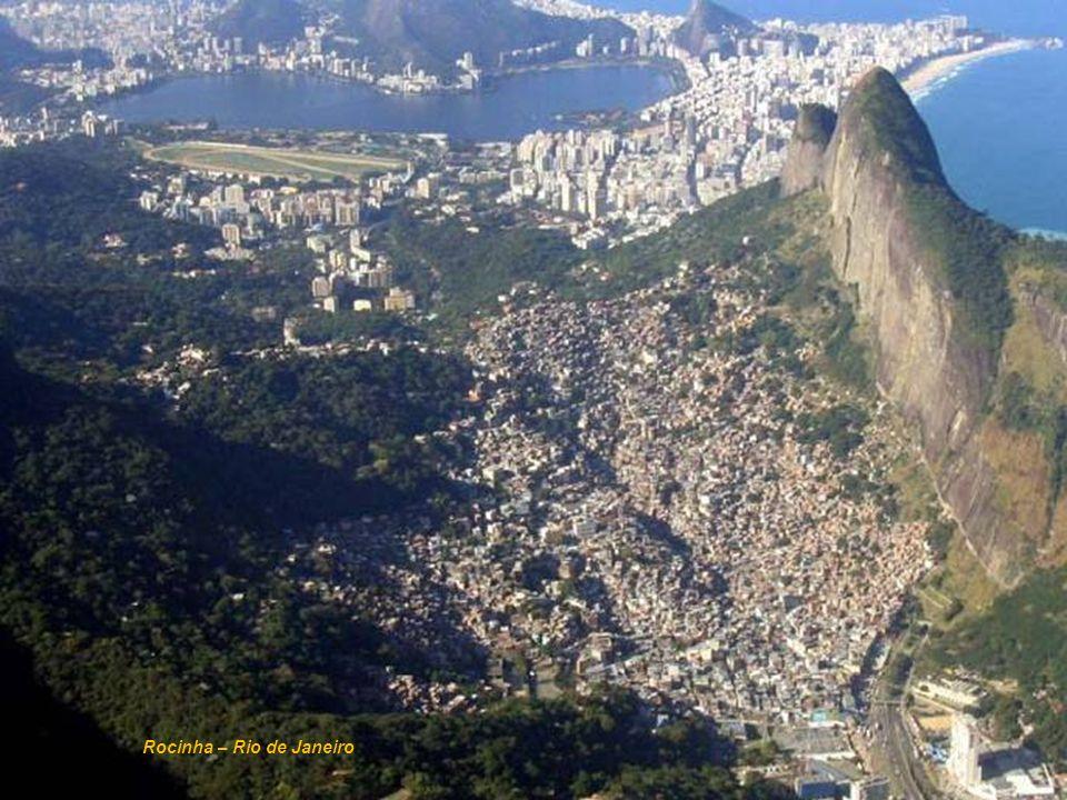 Rocinha – Rio de Janeiro