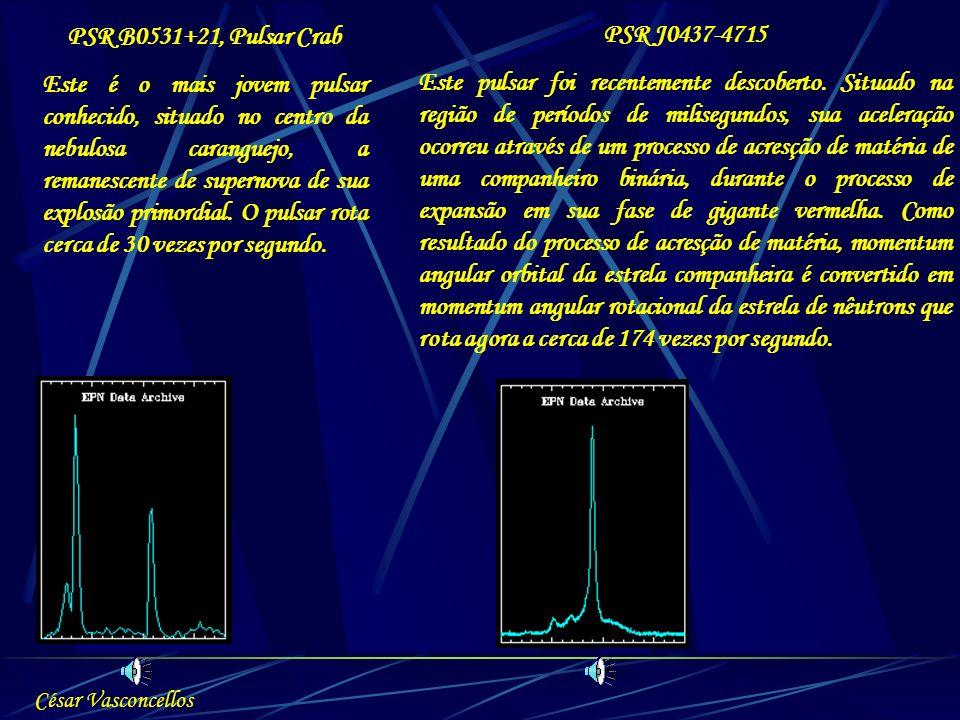 PSR B0531+21, Pulsar Crab PSR J0437-4715