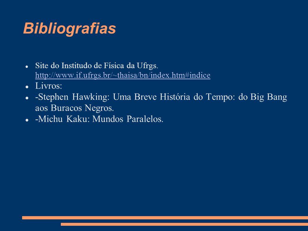 Bibliografias Livros: