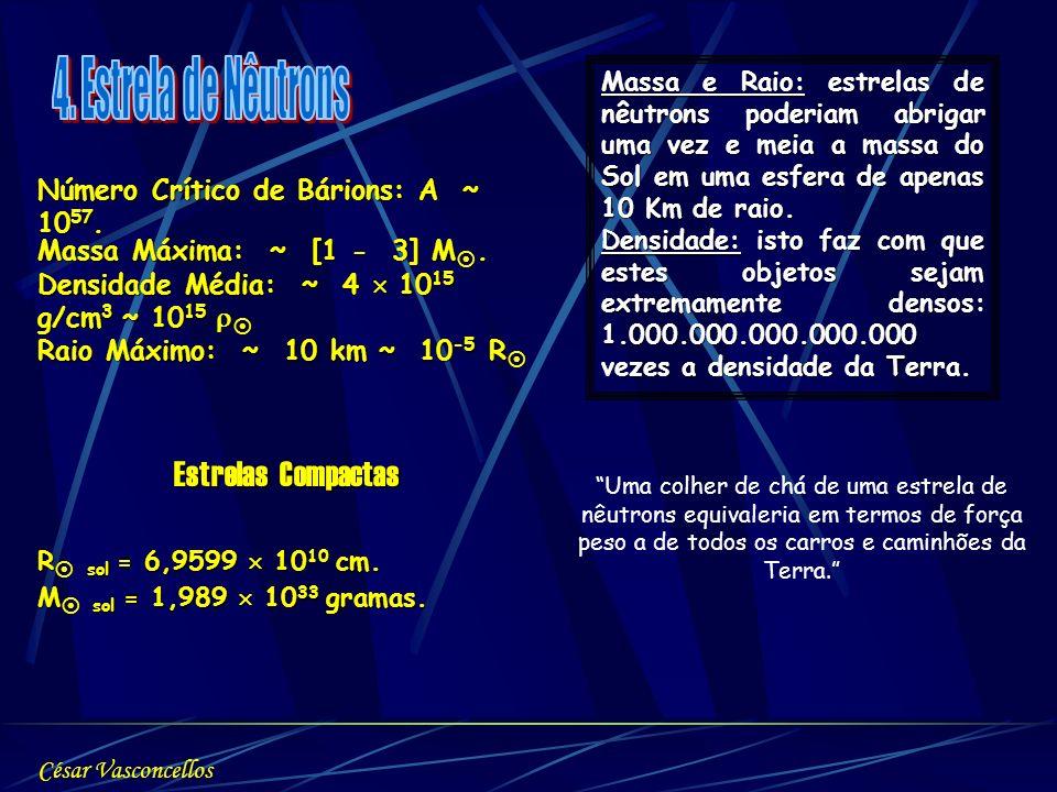 4. Estrela de Nêutrons Estrelas Compactas