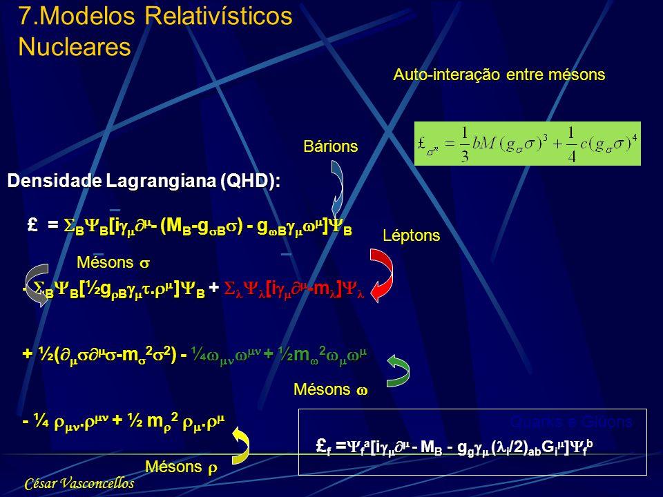 7.Modelos Relativísticos Nucleares