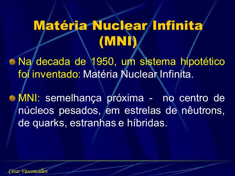Matéria Nuclear Infinita (MNI)