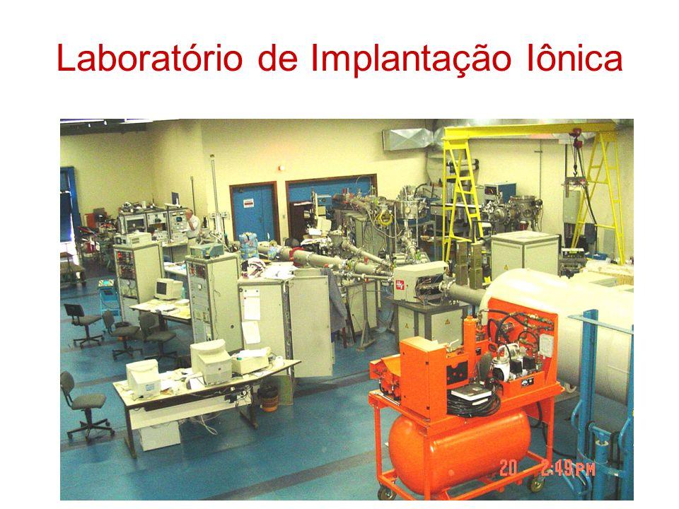 Laboratório de Implantação Iônica