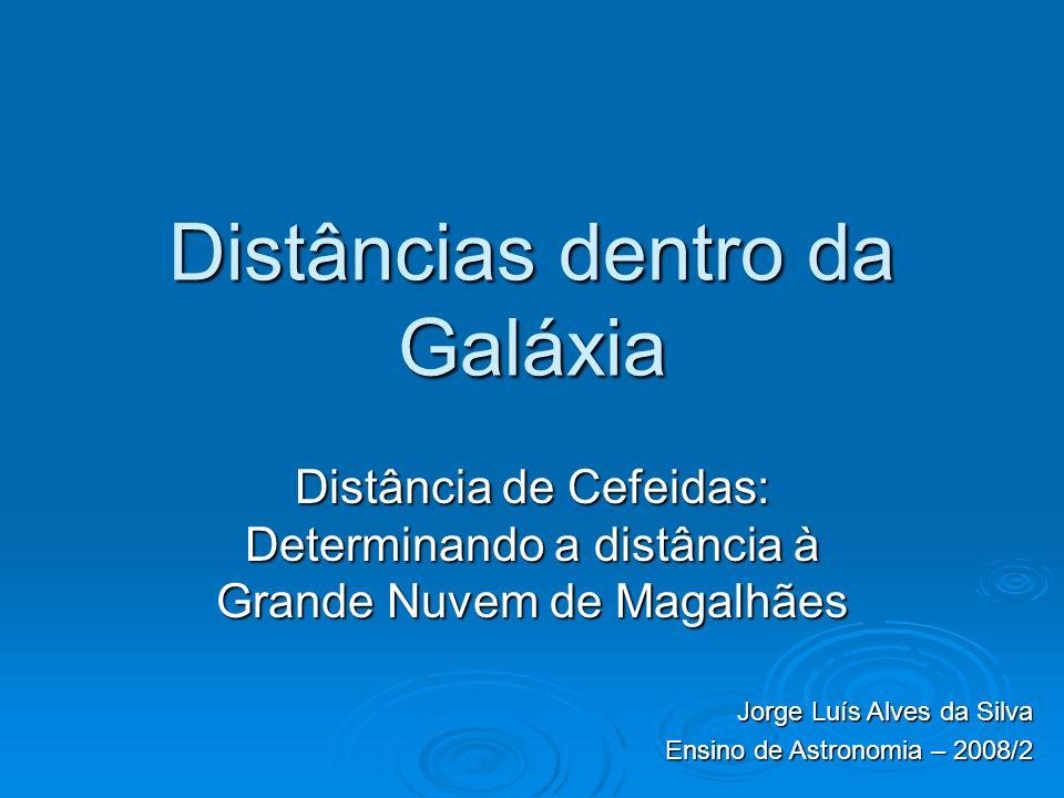 Distâncias dentro da Galáxia