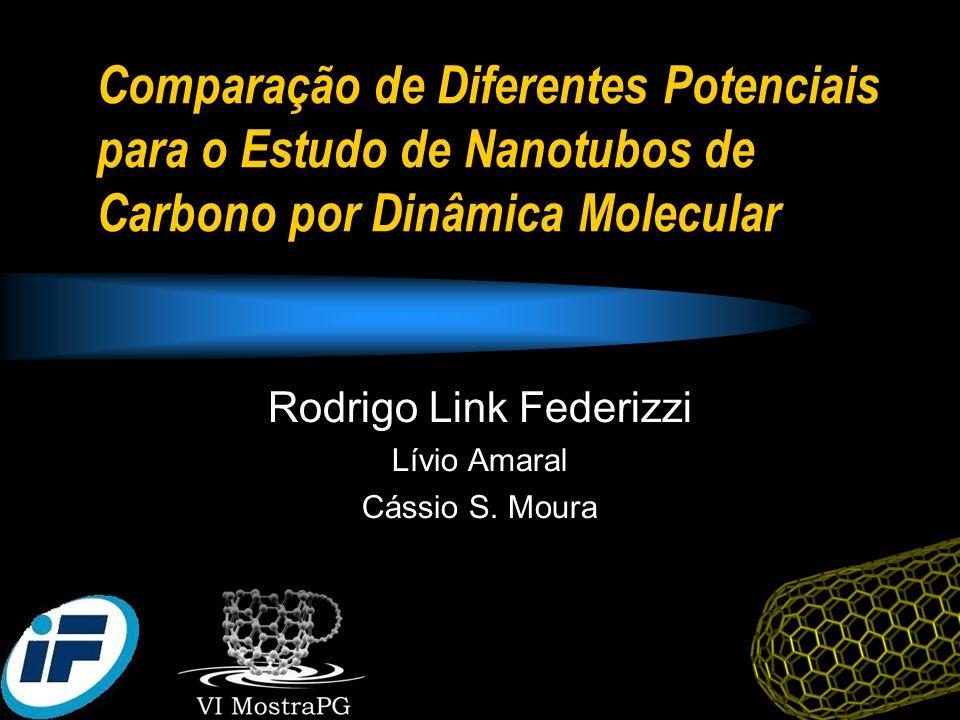 Rodrigo Link Federizzi Lívio Amaral Cássio S. Moura