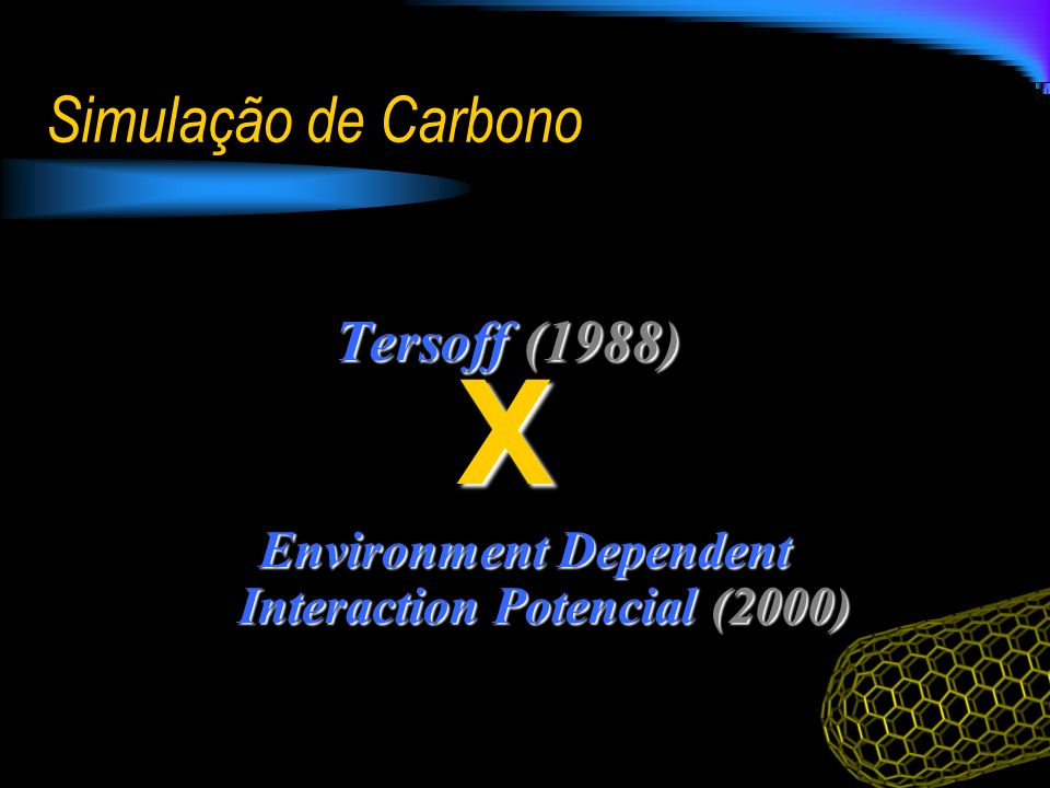 Environment Dependent Interaction Potencial (2000)