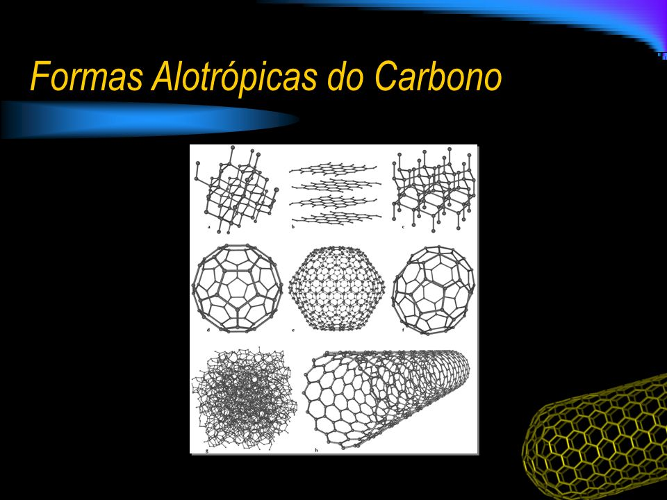 Formas Alotrópicas do Carbono