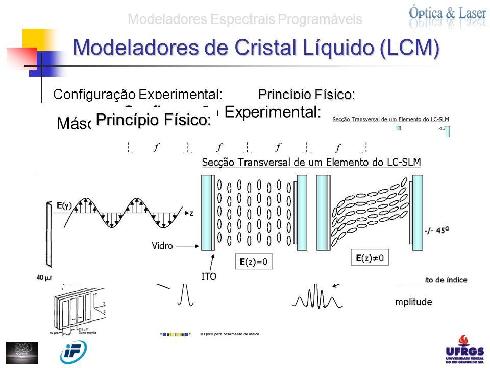 Modeladores de Cristal Líquido (LCM)