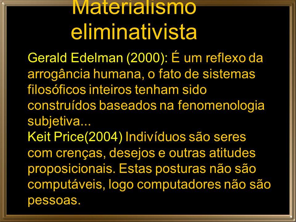 Materialismo eliminativista