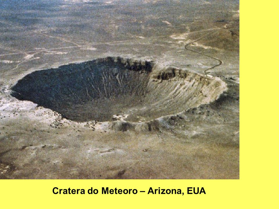 Cratera do Meteoro – Arizona, EUA