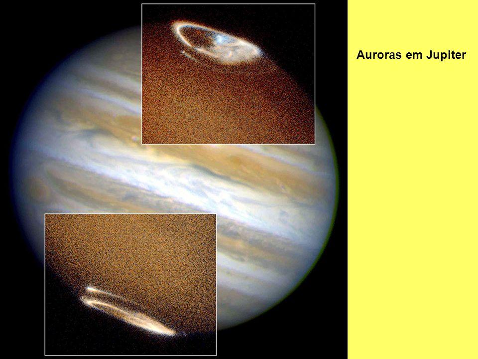Auroras em Jupiter