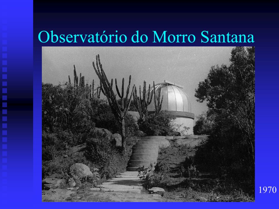Observatório do Morro Santana