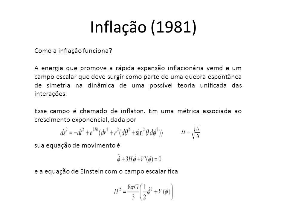 Inflação (1981) Como a inflação funciona