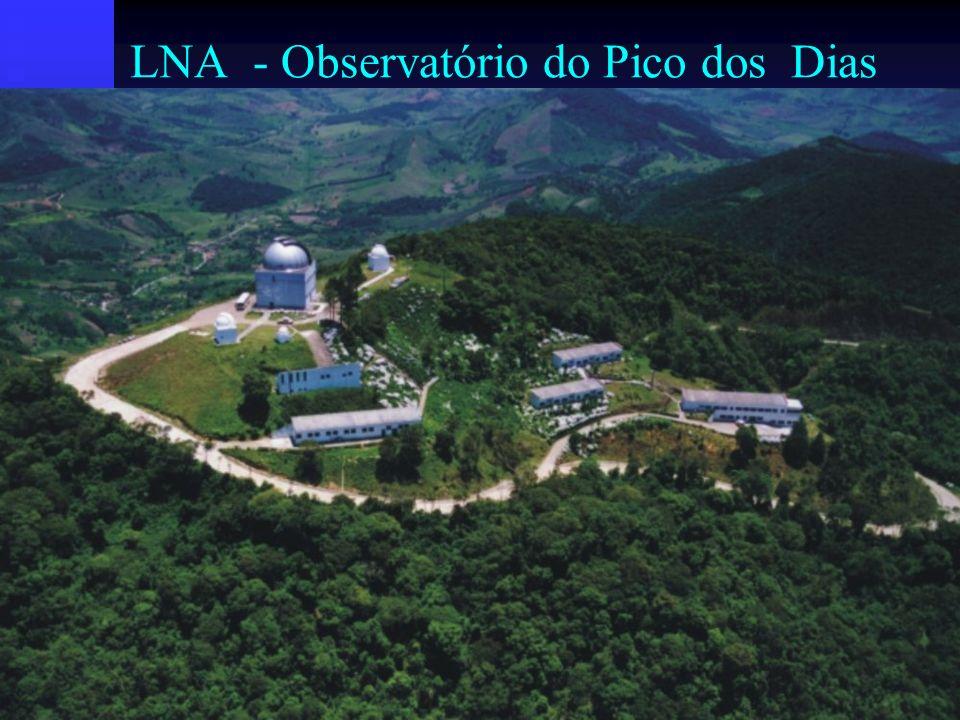 LNA - Observatório do Pico dos Dias