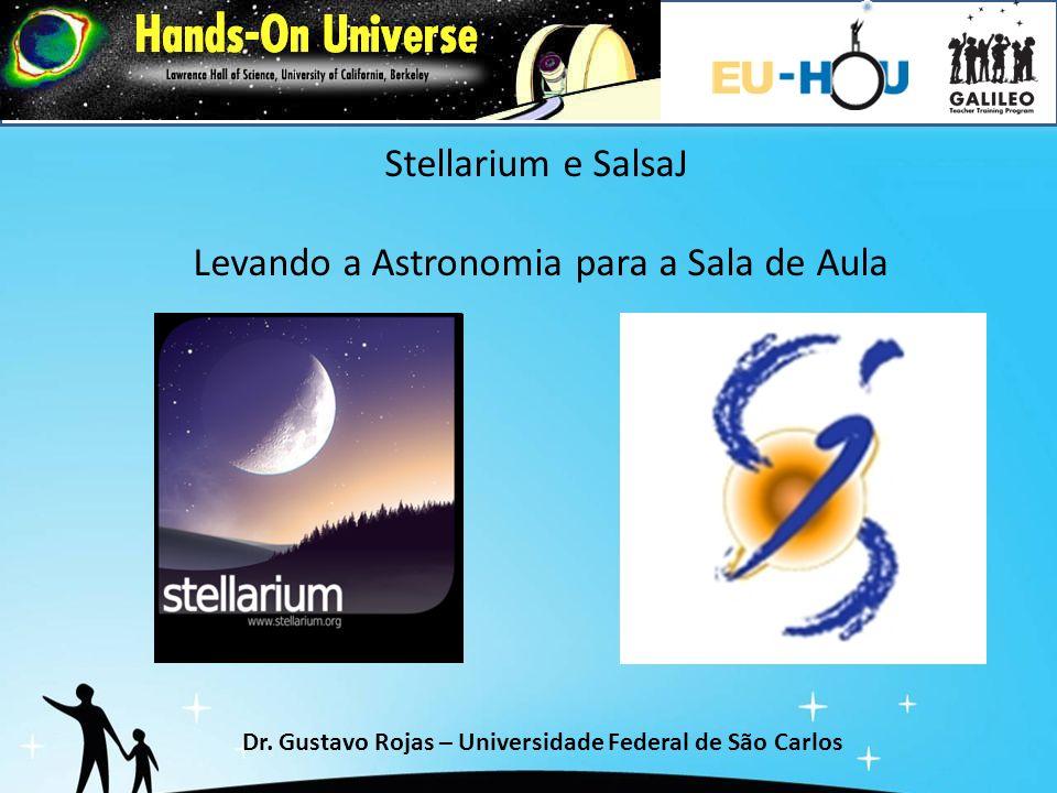Levando a Astronomia para a Sala de Aula