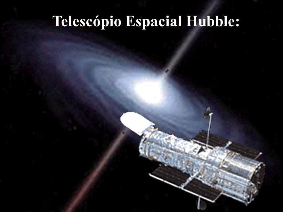 Telescópio Espacial Hubble: