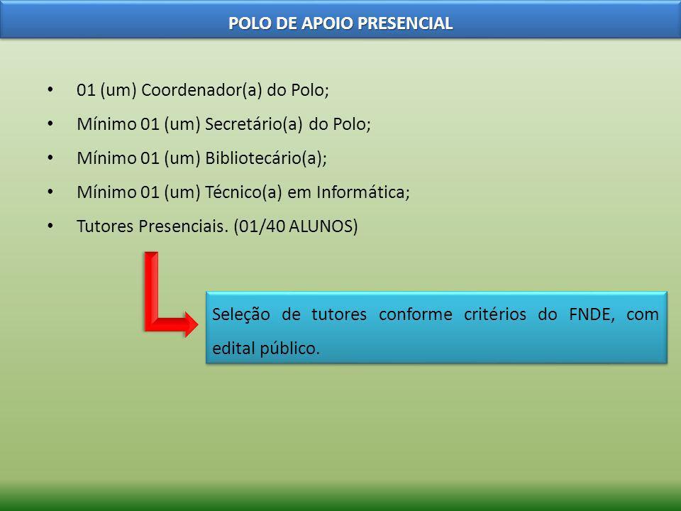 POLO DE APOIO PRESENCIAL