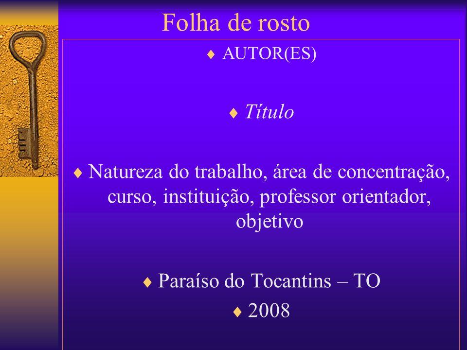 Paraíso do Tocantins – TO