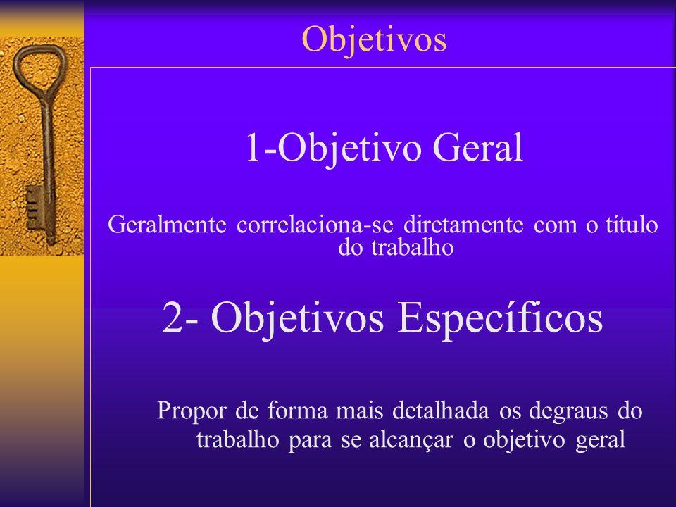 2- Objetivos Específicos