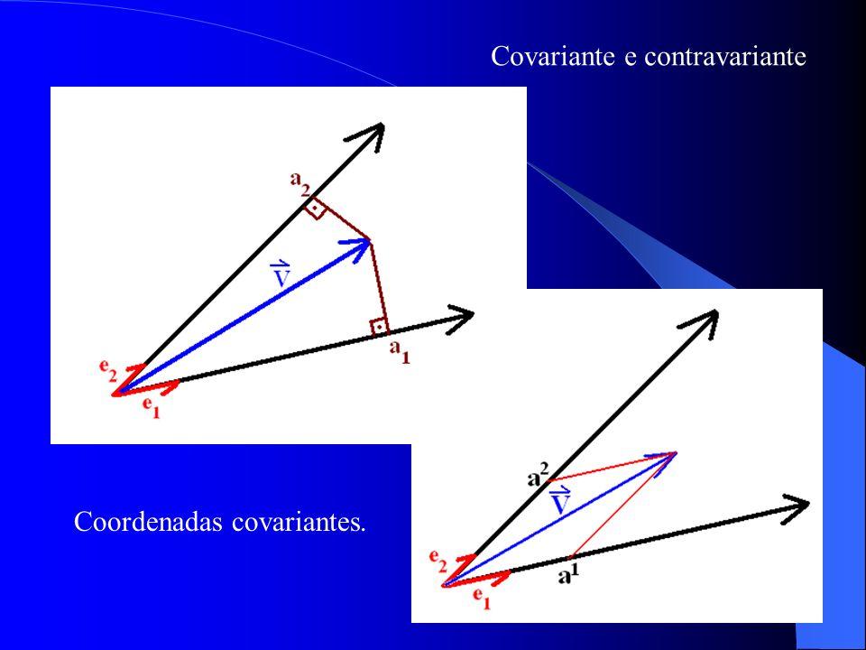 Covariante e contravariante