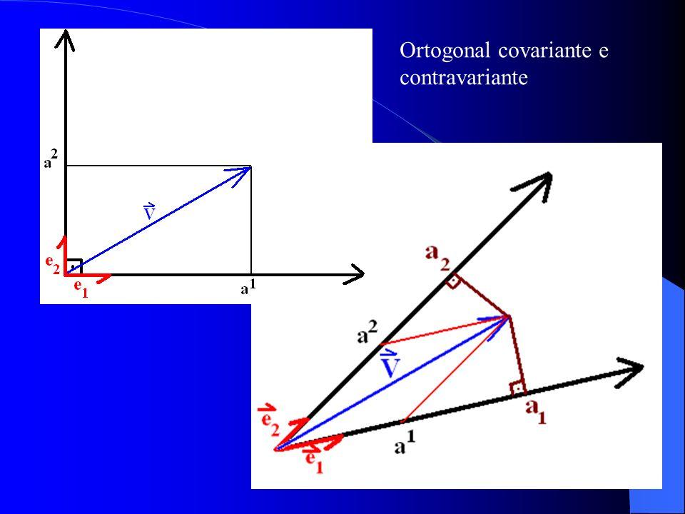 Ortogonal covariante e