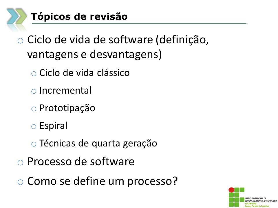 Ciclo de vida de software (definição, vantagens e desvantagens)