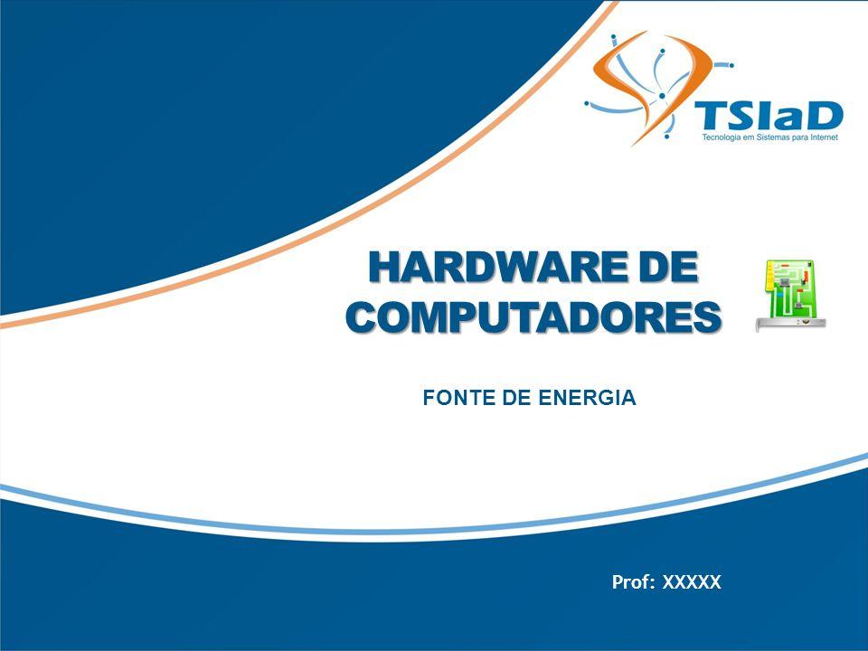 HARDWARE DE COMPUTADORES