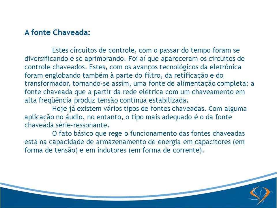 A fonte Chaveada: