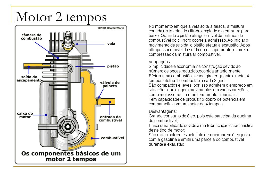 Motor 2 tempos