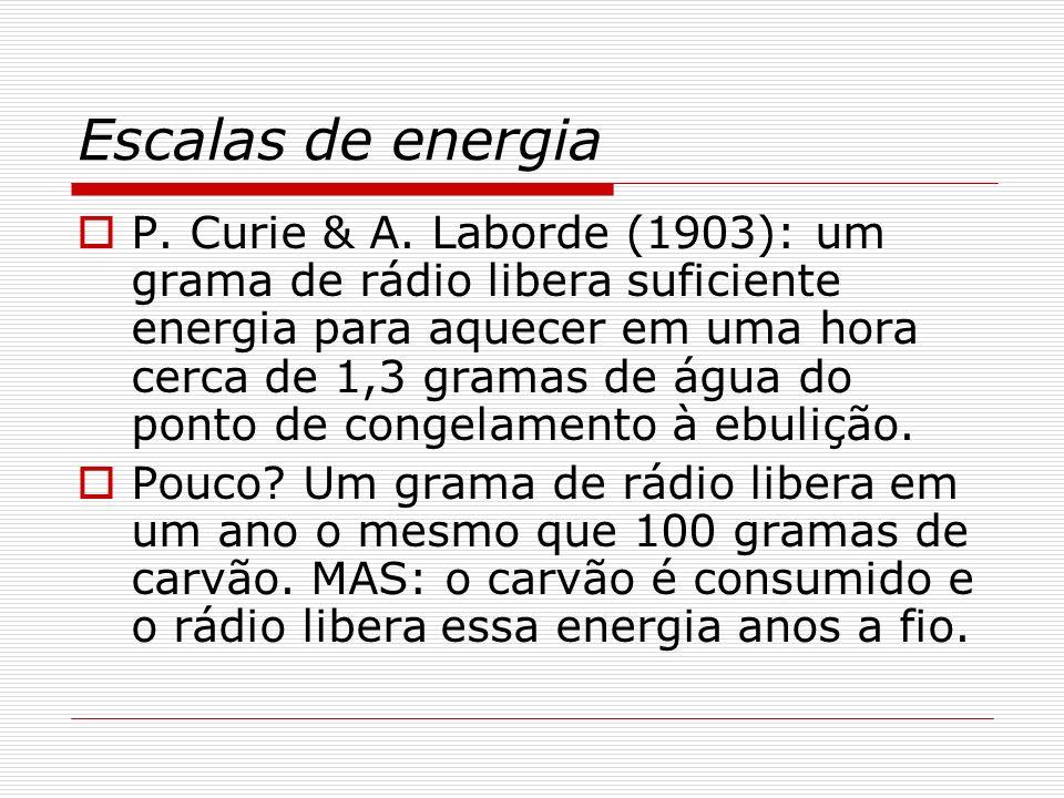 Escalas de energia