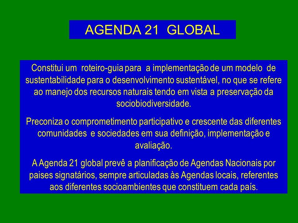 AGENDA 21 GLOBAL