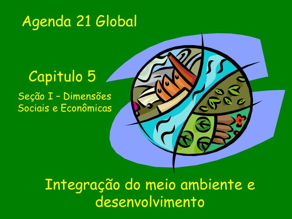 Integração do meio ambiente e desenvolvimento