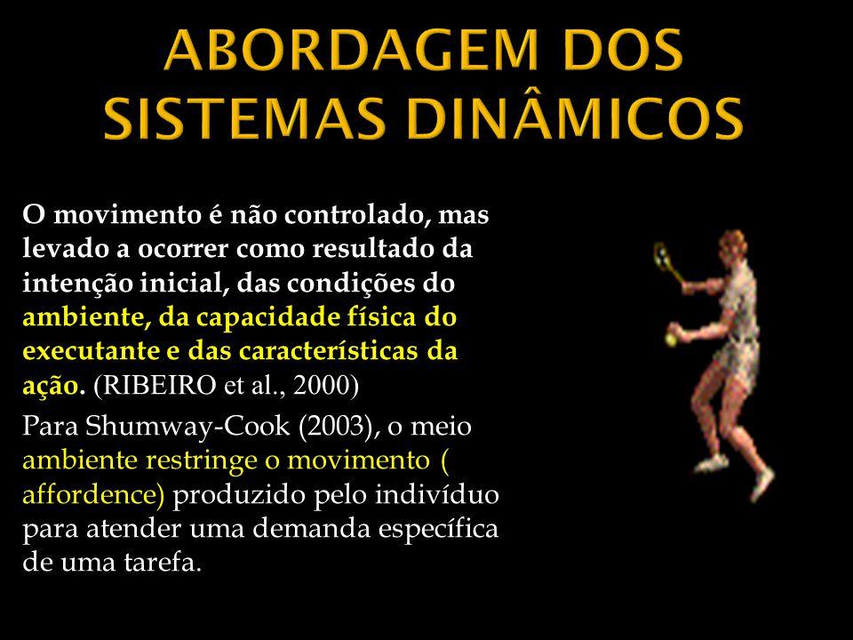 ABORDAGEM DOS SISTEMAS DINÂMICOS
