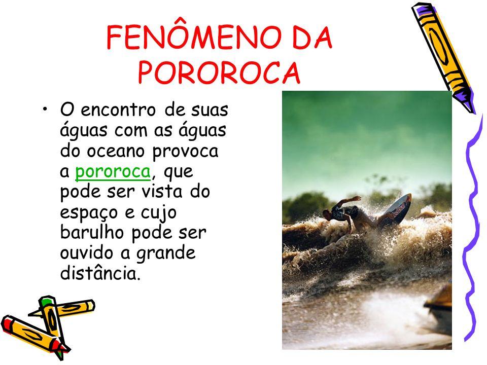 FENÔMENO DA POROROCA