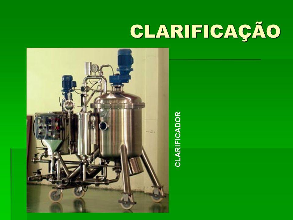 CLARIFICAÇÃO CLARIFICADOR