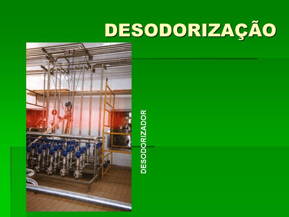 DESODORIZAÇÃO DESODORIZADOR