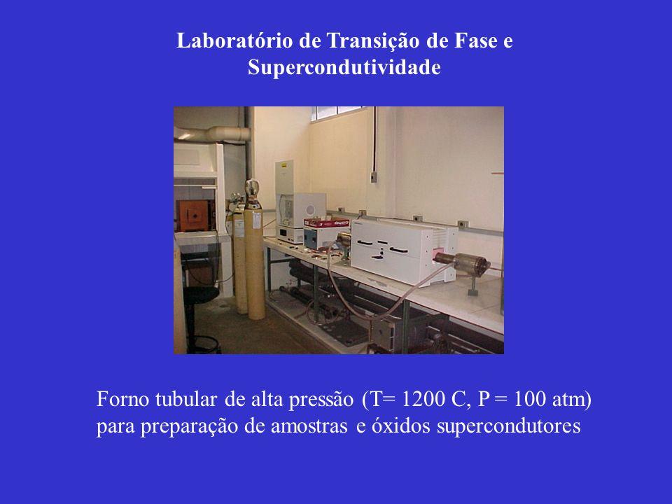 Laboratório de Transição de Fase e Supercondutividade