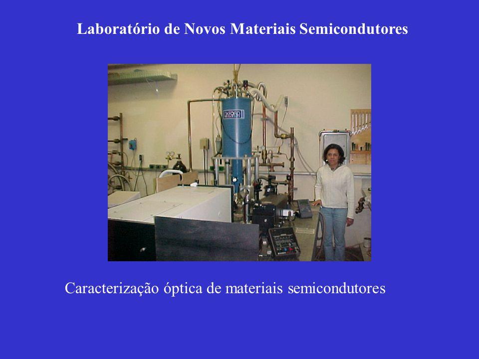 Laboratório de Novos Materiais Semicondutores