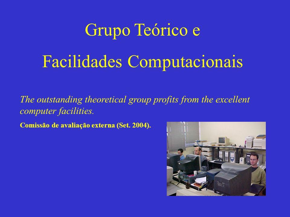 Facilidades Computacionais