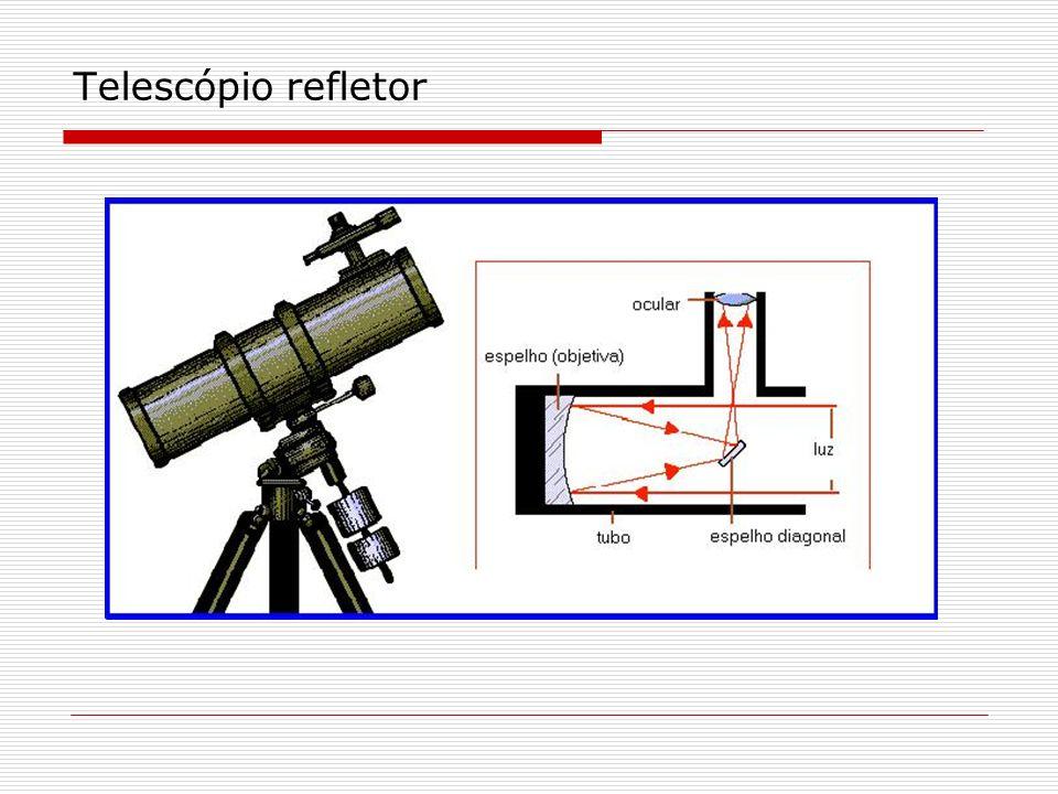 Telescópio refletor