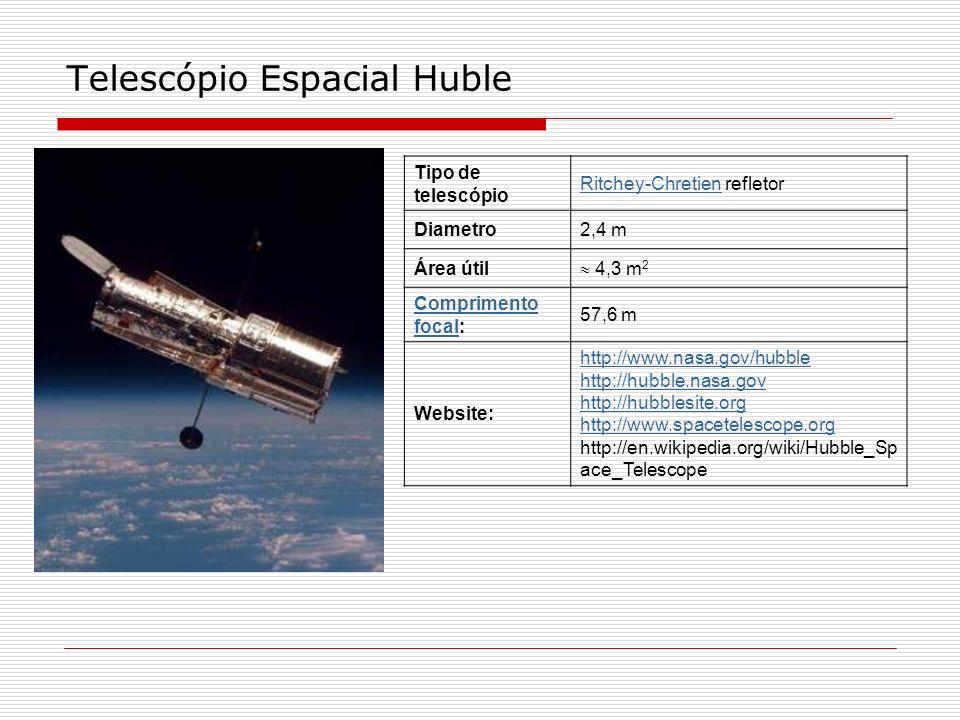 Telescópio Espacial Huble